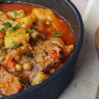 receta bifes portuguesa