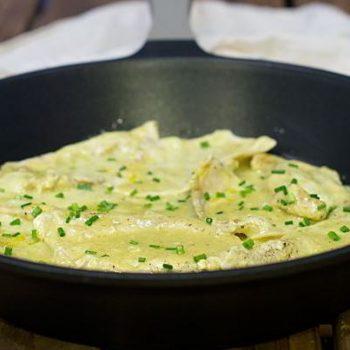 receta facil de pollo al curry con leche de coco